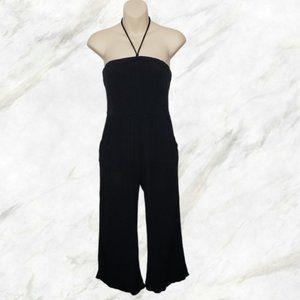 AERIE black jumpsuit small